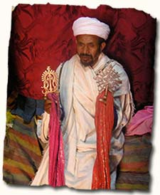 Priest, Asheton Maryam, Ethiopia