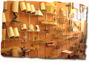 Wayanad, bamboo products